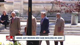 US Attorney to make announcement about Gosy - Video