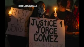 Jorge Gomez's family files federal lawsuit