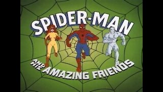 Spiderman and his Amazing Friends - Flashback Reviews - Lo-Tone Entertainment