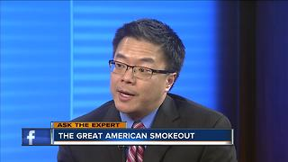 Ask the Expert: Lung cancer awareness month - Video