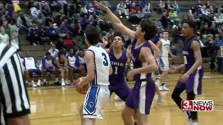 omaha central vs. millard north boys - Video