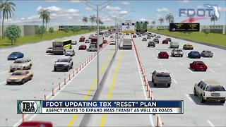 FDOT gives update on TBX