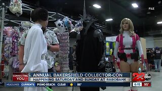Annual Bakersfield Collector-Con takes place this weekend in Bakersfield