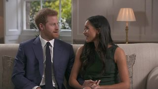 Facebook: Meghan Markle Discusses Reaction to Prince Harry's Proposal - Video
