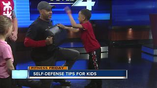 Fitness Friday: Self-defense tips for kids - Video