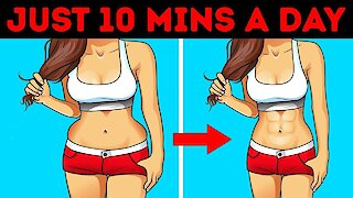 5 Simple Exercises That Burns Body Fat Like Crazy