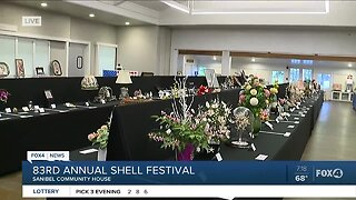 Sanibel prepares for 83rd Annual Shell Festival