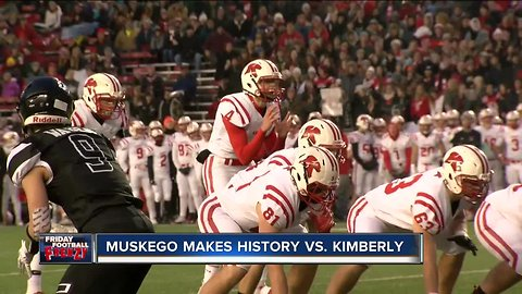 Friday Football Frenzy: State Championship Highlights (Part 1)