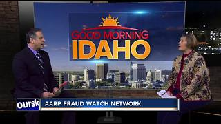 AARP fraud watch network - Video