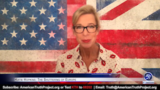 Katie Hopkins: The Shuttering of Europe