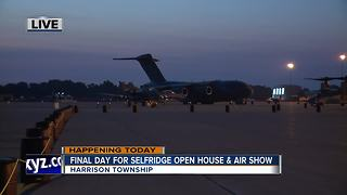 Selfridge Open House & Air Show - Video