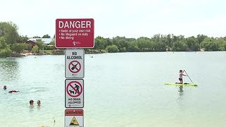Parents and 1st responders urge safety on water after teen dies at Quinn's Pond
