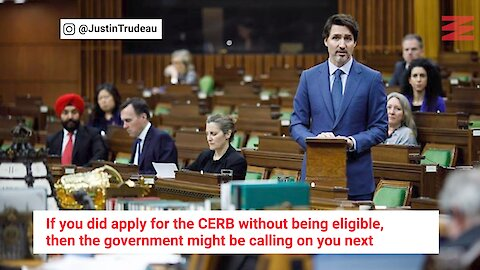 Anyone Can Get The Canada Emergency Relief Benefit But You Might Have To Pay It Back (VIDEO)