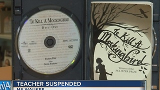 Teacher removed from local charter school after assignment to defend Ku Klux Klan - Video