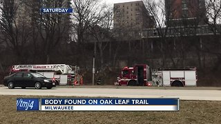 Milwaukee Police: Skeletal remains of an adult male body found along Oak Leaf Trial