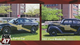 New MSP patrol cruisers - Video