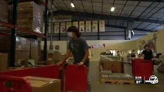 Weld Food Bank will have to scale back food they're able to distribute without more volunteers