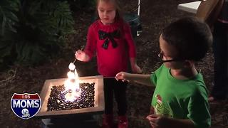 Treasure Coast mom loves this holiday light display