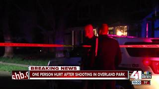One critically injured after shooting in OP - Video