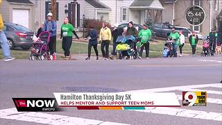 Hamilton Thanksgiving Day 5K - Video
