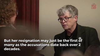 President Of Michigan State Resigns Over Mishandling Of Sexual Abuser Larry Nassar - Video