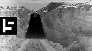 The Secret Nuclear City Under Greenland's Ice Cap - Video