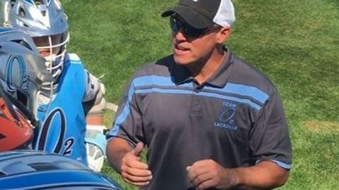 Lacrosse Coach Hypes Team Up With Fortnite Themed Speech