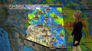 Sunny and warm conditions persist in the Valley - Video