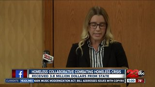Homeless Collaborative gets funding to combat homeless crisis