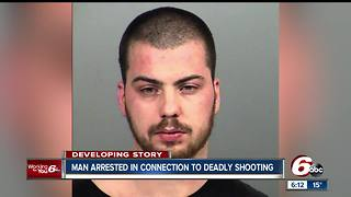 Arrest made in deadly shooting on Indianapolis' southeast side - Video