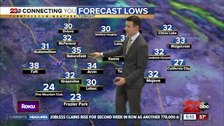 23ABC Evening weather update November 26, 2020