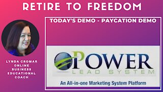 Today's Demo - Paycation Demo