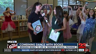 Books in Motion at Kern County Libraries