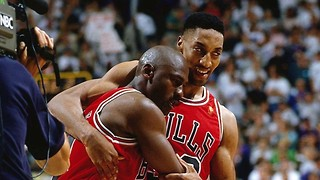 Michael Jordan Flu Game - Video