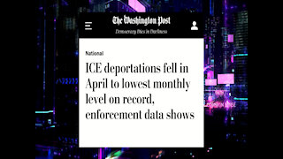 Illegal Border Crossings Reach New Heights As ICE Reports Record Low Level of Deporations