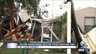 Rebuild Florida on the Treasure Coast helping those impacted by Hurricane Irma - Video