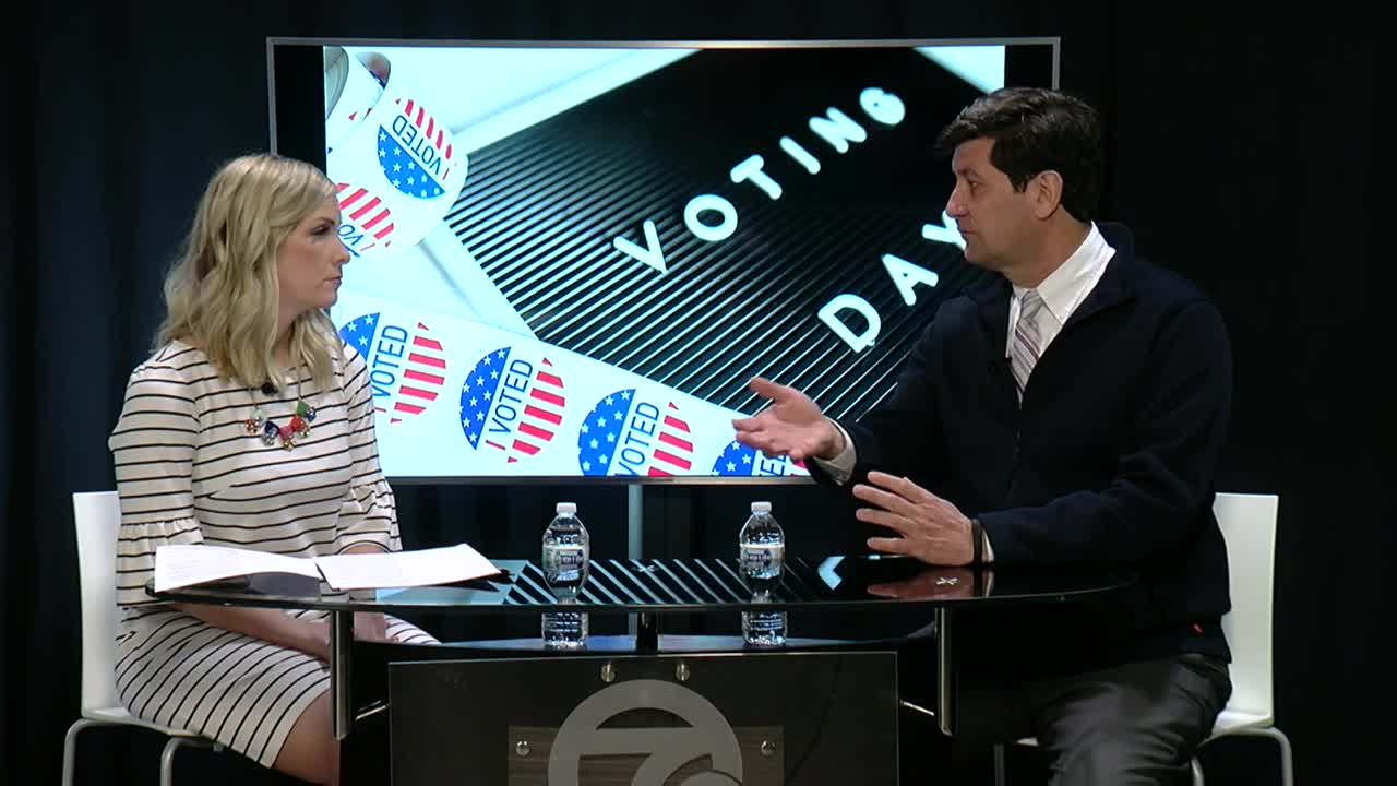 Extended interview with Erie County Executive Mark Poloncarz before election day