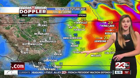 23ABC PM Weather Update 9/19/17