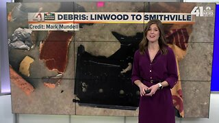 Learning with Lindsey: How Debris Travels