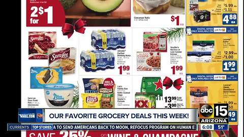 Get great deals on groceries this week