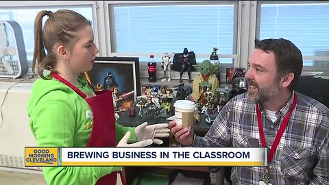 Fairview Park schools launch student-run coffee company to help students with special needs