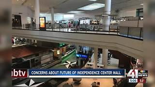 Concerns about future of Independence Center Mall
