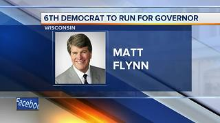 Democrat Flynn launching campaign for governor - Video