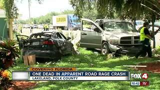 Polk County Sheriff's are investigating a fatal car accident