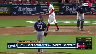 Fans, MLB react to Hader's racist, homophobic tweets - Video