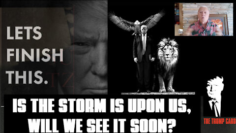 STEVE PIECZENIK DESCRIBES THE EVENTS TO EXPECT BY JANUARY 20. WILL WE FINALLY WITNESS THE STORM?