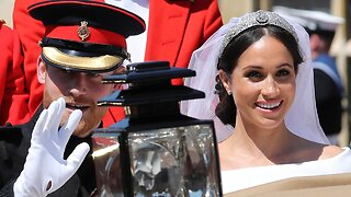 Prince Harry, Meghan Markle Take A Powder From Royal Roles