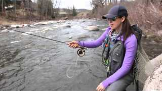 How to Catch a Fish in a Minute - Video