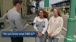 What is CBD? We asked Milwaukeeans what the popular product actually does