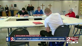 Complaints filed against Oklahoma recovery center - Video